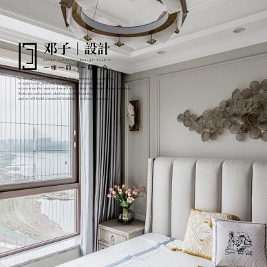 融创滨江壹号 | 四人与四季的现代家居_4128390