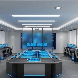 科技感指挥中心,就该选高端金属控制台!_1589523086_4143517