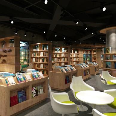 凯里市-悦里文化书店空间设计_1589866412_4146904