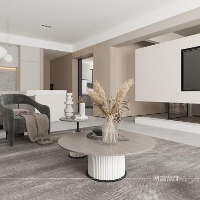 現代簡約風私宅,享受溫馨慢生活|博睿設計