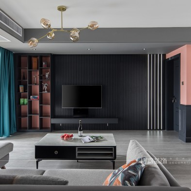 現代簡約住宅,精致優雅的家|博睿設計