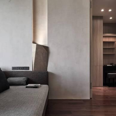 住宅 | 空间的堆叠、变化【顾念安新作】_1590131139_4151744