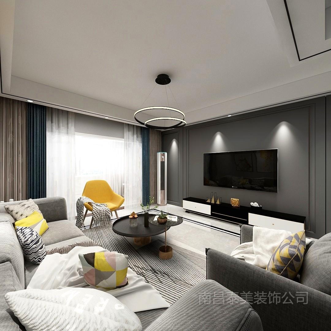 简约不简单客厅现代简约客厅设计图片赏析