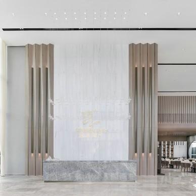 宝龙·兰溪售楼处- 木梵设计/《藏·璞》_1590554731_4156430