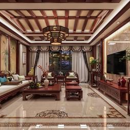 室内设计师梁崎瑞设计【古典中式】_1590850774_4160171