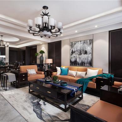 新中式,東方美感的靜謐空間_1590915866_4160806