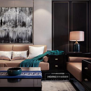 新中式,東方美感的靜謐空間_1590915866_4160807