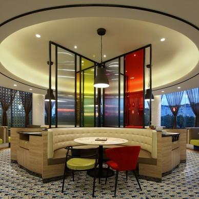 顶峰茶餐厅·港式茶餐厅设计_1591600238_4167797