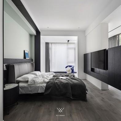 #居室改造# 卧室面积一头独大