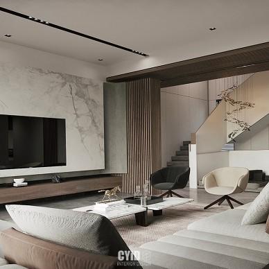 800m²萧山别墅设计,演绎至美大宅!_1592287396