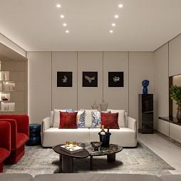 用艺术的现代主义讲述当代中式的庭院生活_4176108