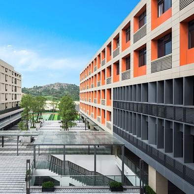 九度设计   深圳南山创新实验学校