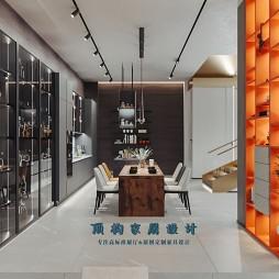 現代家具展廳設計_1592536133_4178110