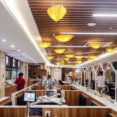 新亮点粤式茶点餐厅设计_1592907569_4181993