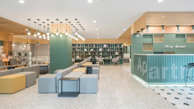 魔方公寓公区3.0升级改造项目