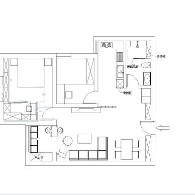 住宅设计--容城中金花园二号楼_1593319598_4185700