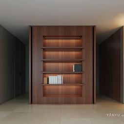l型玄关柜