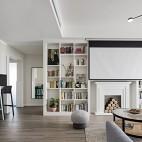小平米客厅电视墙