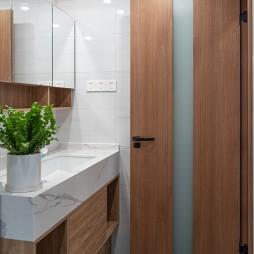 最新卫生间门设计