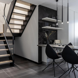 跃层楼梯装饰