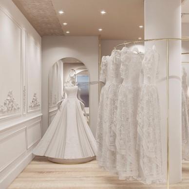 珑御高级婚纱店设计,打造专属爱情空间!_1593660995_4190540