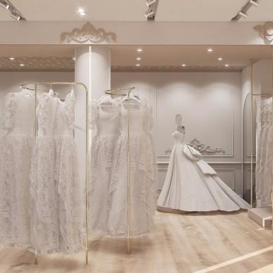 珑御高级婚纱店设计,打造专属爱情空间!_1593660995_4190539
