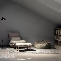 卧室连休闲区