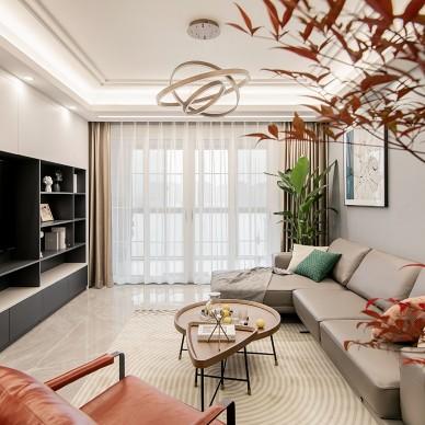 客厅沙发颜色效果图
