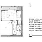 143平米B1楼户型平面图
