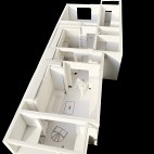 《叠宅》一种局限空间下的多层构想_1593686280_4191467