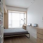 卧室隐形床装修效果图