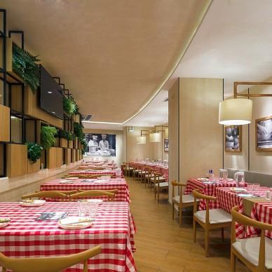 西贝餐厅设计【西贝莜面村】_1594020786_4194990