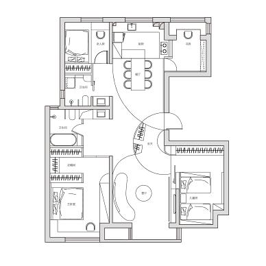 《旋境》一种住宅类型的幻象重构_4198712