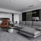 家用客厅真皮沙发