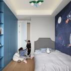 男孩房间设计效果图