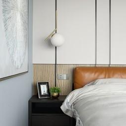 卧室吊灯效果图