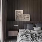 主卧床头柜设计图