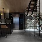 长方形客厅餐厅装修效果图