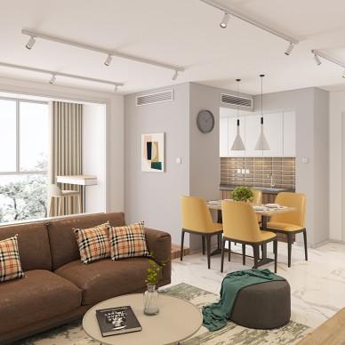 53平米一居室改两居经典案例_4205366