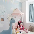 小平米儿童房设计图