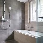 卫生间淋浴效果图