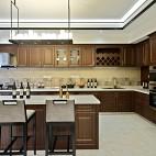 厨房岛台装修效果图