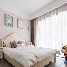 现代轻奢儿童房装修效果图