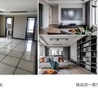 精装房打造黑白灰高逼格工业风品质生活_1595154469_4208649