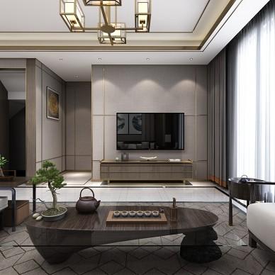江西-金龙半岛联排别墅设计_1595213035_4208887