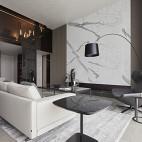 客厅无电视的装修设计