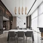 六人座餐厅设计图片