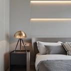 床头灯壁灯卧室效果图