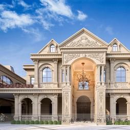法式优雅---私家别墅_1595247569_4209705