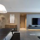 北欧暖色私宅,精致又个性|博睿设计_1595318738_4210287